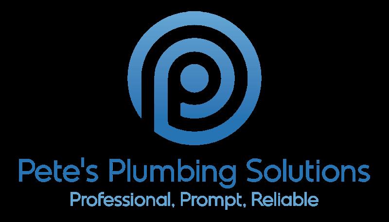 Pete's Plumbing Solutions Logo